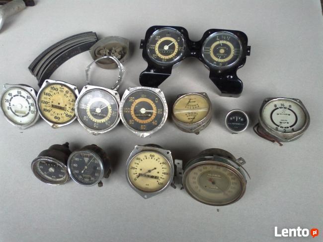Archiwalne Opel Oldtimer Liczniki Predkościomierze I Inne