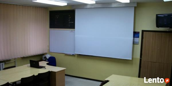 Wynajem sal sali wykładowej szkoleniowej centrum miasta