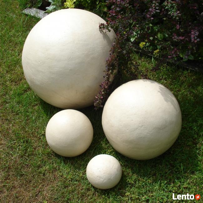 Sprzedam kule ogrodowe, ceramiczne, mrozoodporne 39,28,16 cm