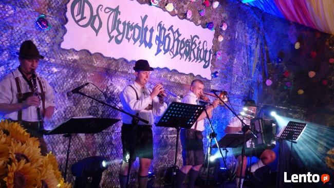 Zespół muzyczny SILESIAN TYROL BAND
