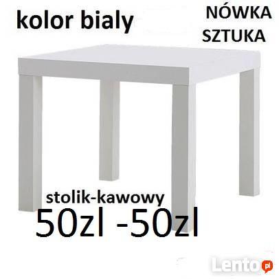 SPRZEDAM NOWE STOLIKI-OD 50zl-60zl-130zl