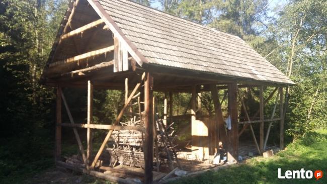 Sprzedam stodole