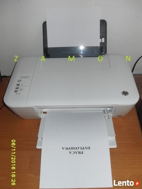 Wydruk drukowanie z pliku prac dyplomowych domowych itp.