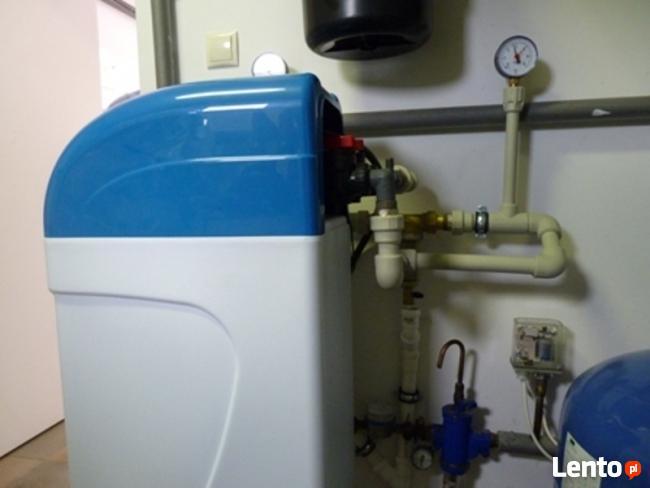 Montaż i uruchomienie stacji zmiękczającej wodę
