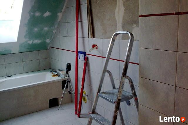 solidne remonty mieszkań od A do Z 25lat praktyk