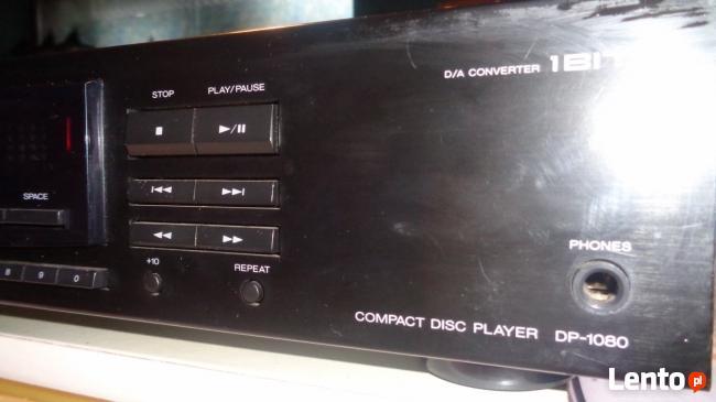 Odtwarzacz CD Kenwood DP-1080