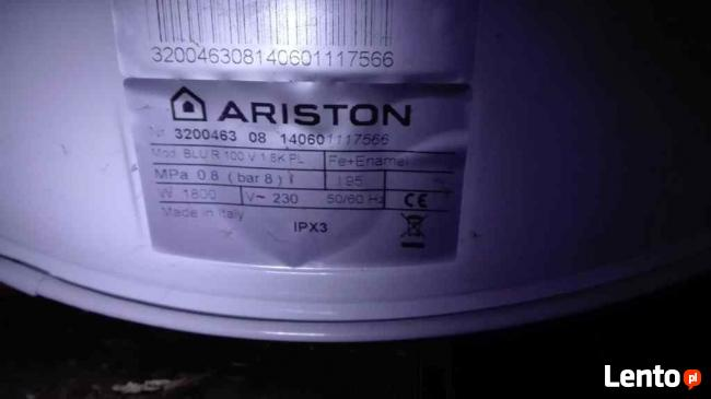 Bojler ARISTON BLU R 100l 1800 W
