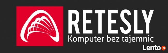 Retesly - Serwis laptopów, komputerów naprawa