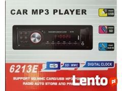Radio Samochodowe FM MP3 USB SD AUX ,Pilot