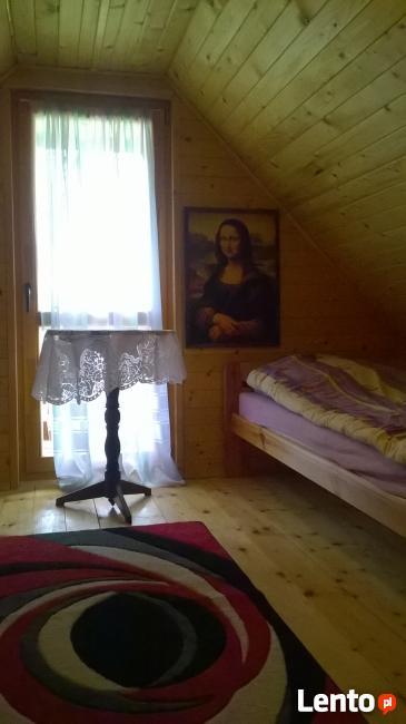 ośrodek wczasowy Wczasy pod gruszą w Bieczu
