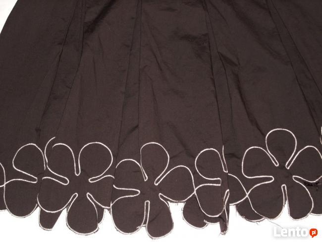 Spódnica HAFTY rozkloszowana j NOWA 32 34