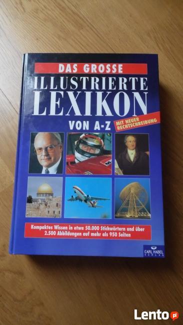 Das grosse ilustrierte LEXIKON von A-Z