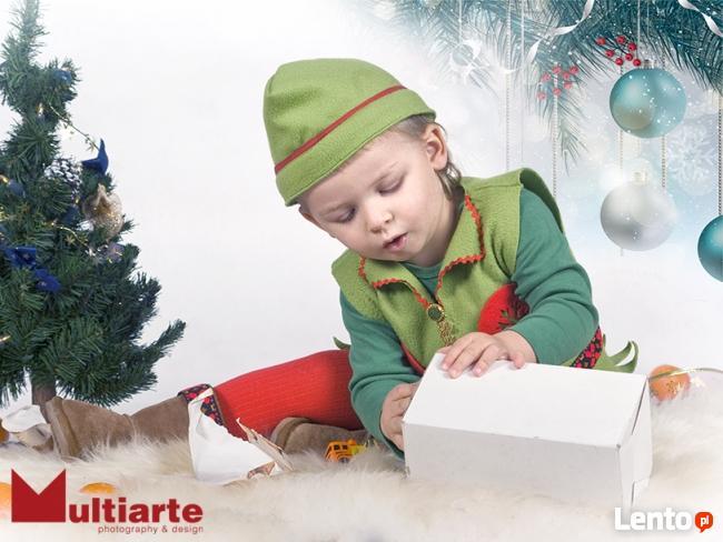Mikołajki, Święta Bożego Narodzenia - Sesja na prezent