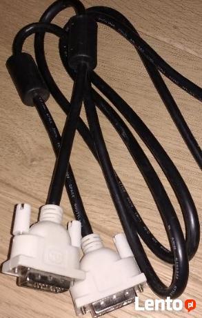 Sprzedam - Kable do monitora z wtykami AVG .