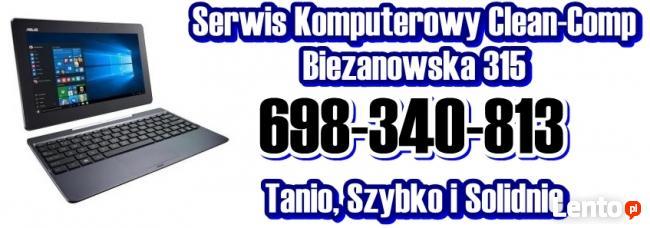 Serwis Komputerowy Serwis Laptopów Bieżanów Tanio I Szybko