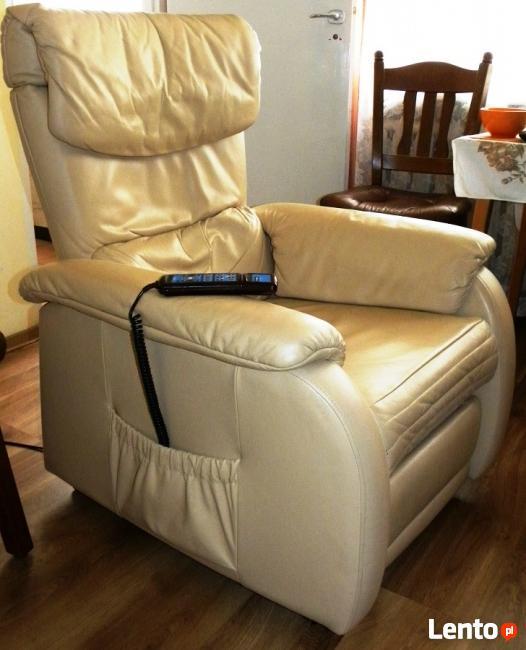 Fotel elektryczny firmy POLSTERMOBEL HIMOLLA SENATOR 7161