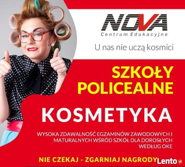 Technik usług kosmetycznych 0zł !!