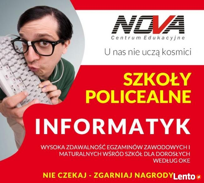 Technik informatyk 0zł !!