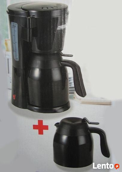 Ekspres kawa plus dodatkowy kubek