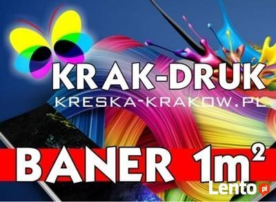 Banery Reklamowe Roll Up Plakaty Naklejki Kraków Kraków
