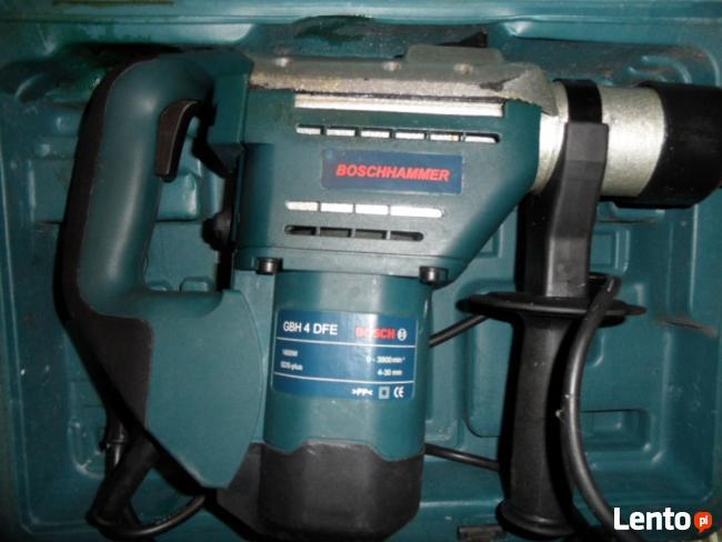 Zamienie Wiertarka boschhammer GBH4DFE1600W SD-Plus zamienie