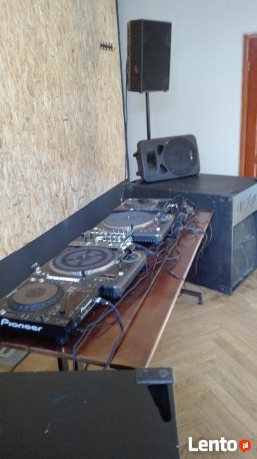 Nagłośnienie, organizacja imprez, DJ, konferencje, oprawa