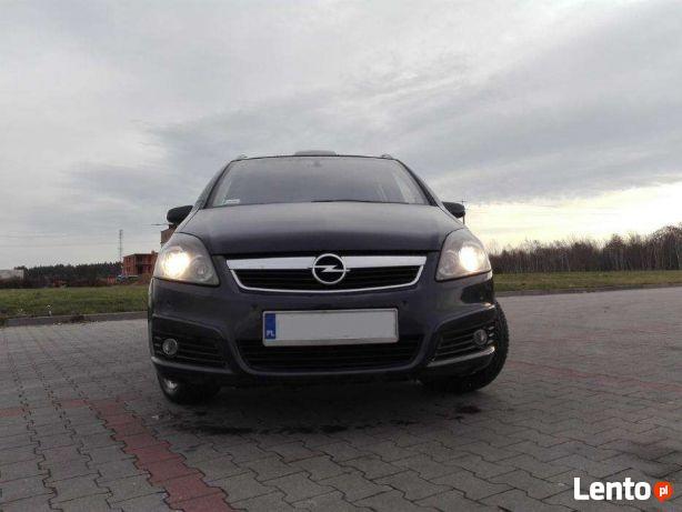 Opel Zafira B 2006, 1,9CDTI 150KM