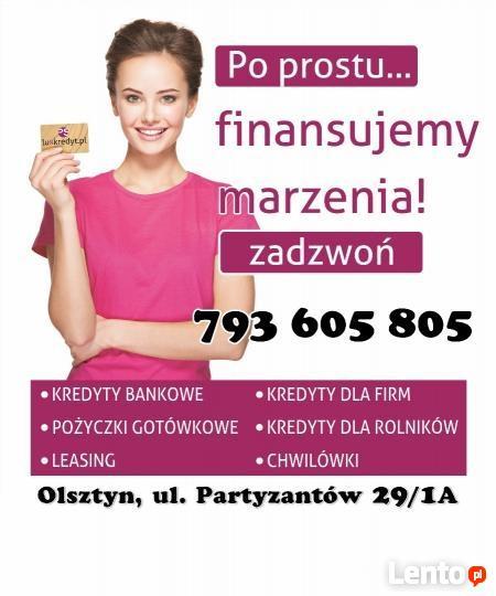 Kredyty, Pożyczki, Chwilówki, Leasing