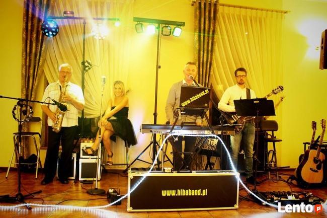 Hiba Band Zespół weselny, DJ, Śpiew w kościele, wyprowadzen