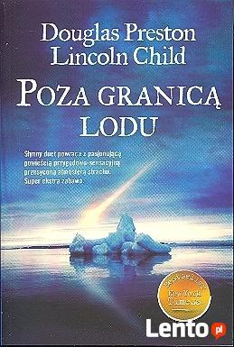 Poza granicę lodu - Preston Douglas, Child Lincoln