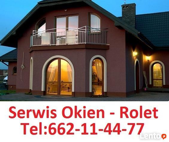 SERWIS OKIEN POZNAŃ 662-11-44-77 NAPRAWY, REGULACJE