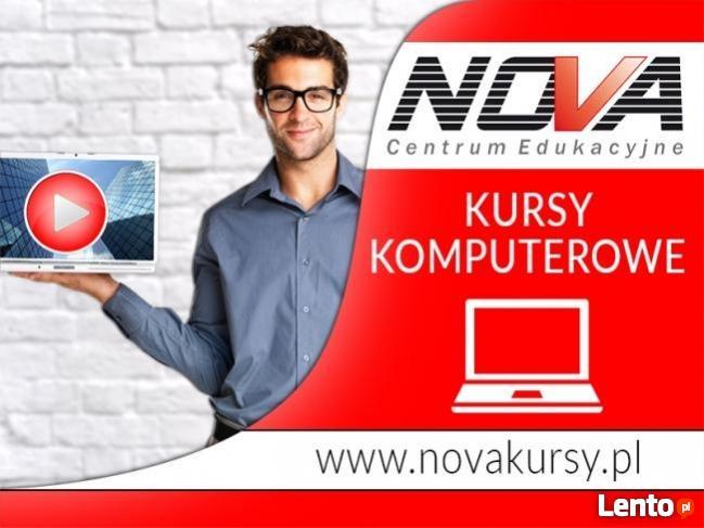 KURS KOMPUTEROWY (Poziom Podstawowy - Pakiet MS Office + Int