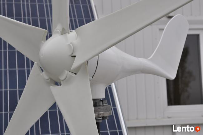 Turbina wiatrowa S-300 (300W 12V) z kontrolerem wiatrowym