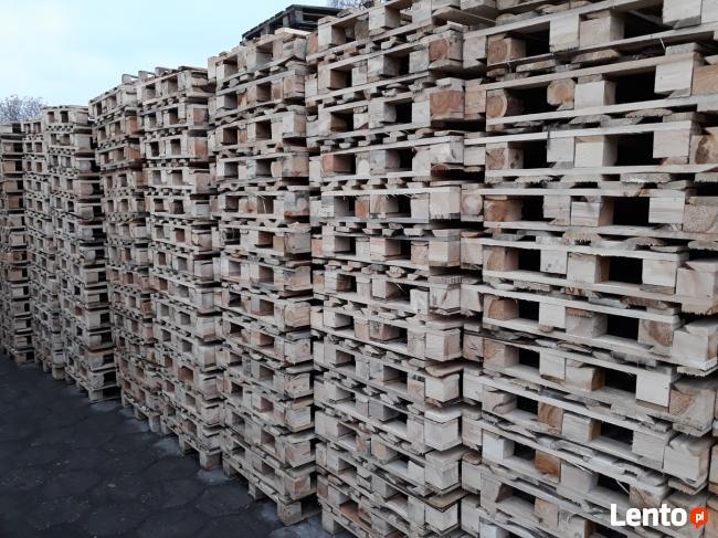 Paleta drewniana JEDNORAZOWA NOWA palety jednorazowe Śląsk