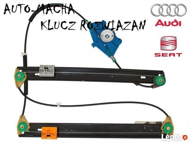 Audi A4 Seat Exeo podnośnik szyby elektryczny przedni