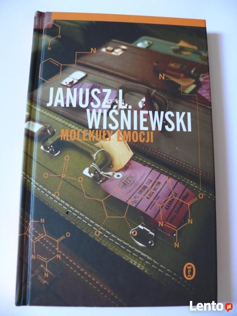 Molekuły Emocji - Janusz L. Wiśniewski