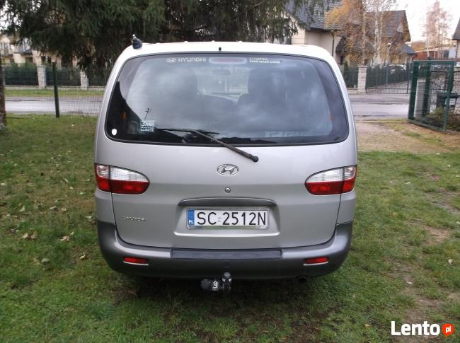 Hyundai H1 2002r. 2,5d