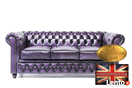 Chesterfield sofa Brighton 3 osobowa