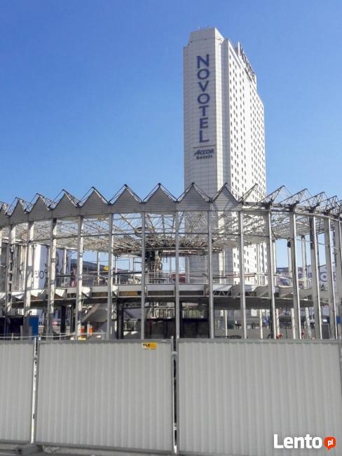 Ogrodzenia tymczasowe-budowlane-panelowe