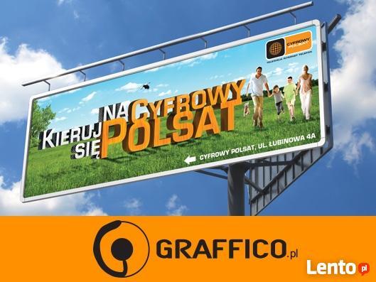 Konstrukcje reklamowe, słupy i pylony reklamowe_GRAFFICO
