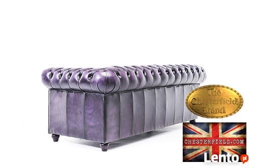 Chesterfield sofa Brighton 3 osobowa