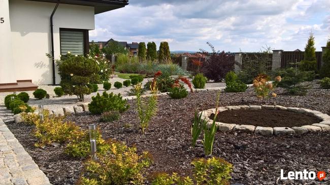 pielęgnacja i zakładanie ogrodów Kielce