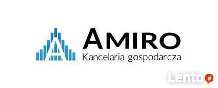 Bilanse, Sprawozdania finansowe, Uchwały-Amiro Biuro Rachun