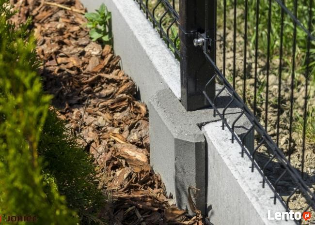 Podmurówka ogrodzeniowa pełna JONIEC 249X20X5,5CM