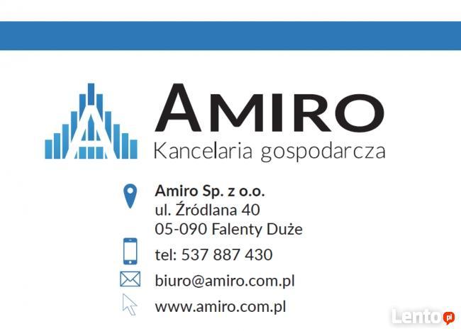 Biuro Rachunkowe Amiro - Usługi Księgowe ZAPRASZAMY