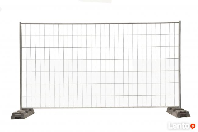 Ogrodzenia ogrodzenie tymczasowe budowlane PL STRONG A5