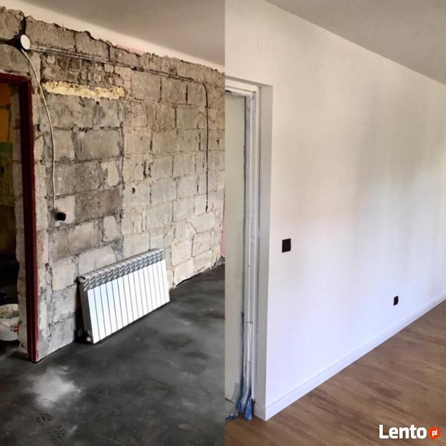 Temirex usługi remontowo-wykończeniowe Płońsk/Warszawa/Ciech