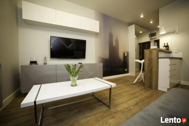 Kawalerka- Luksusowe studio do wynajęcia Węgierska Residence
