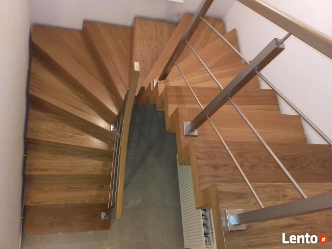 Legar - schody i podłogi, łódzkie