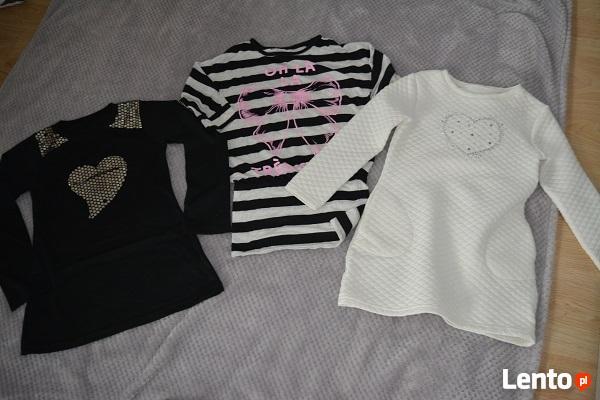 Mnóstwo ślicznych ubranek dla dziewczynek